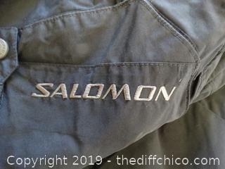 Salmon Pants size Med