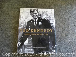 Ted Kennedy Book
