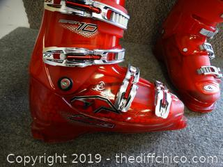 Nor Dica  Boots HP SLIDE Beast 10 boots
