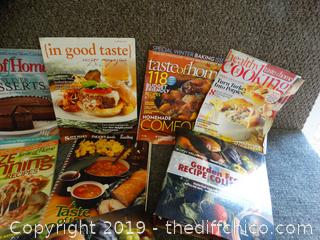 Cook Books & More