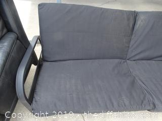 Futon Couch With Frame