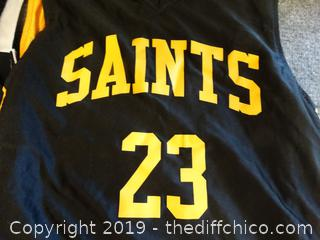 Saints Jerseys