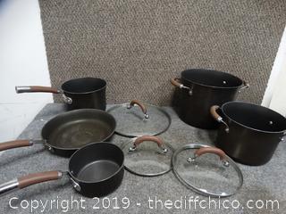 Circulation Pots & Pans
