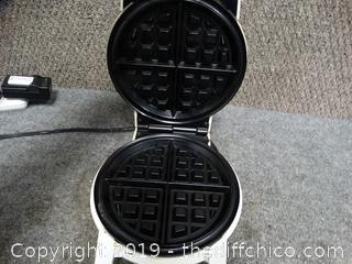 Toastmaster Belgian Waffle Maker wks