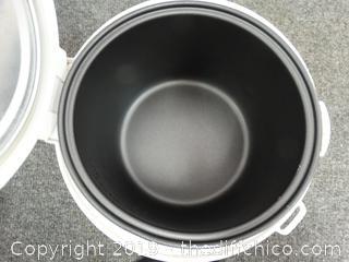 Aroma Rice Cooker wks
