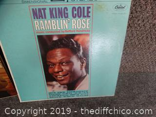Nat King Cole Records