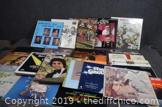 38 Record Albums