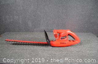 18in Working Task Force Hedge Trimmer