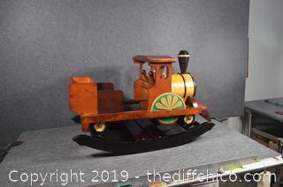 Train Rocker