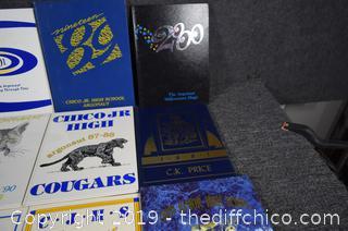 16 Chico Year Books