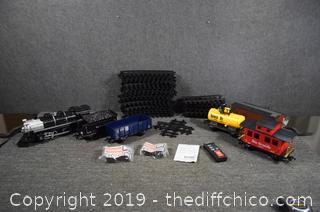 Train plus Track