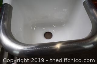 Cast Iron Sink