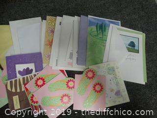New Greeting Cards & Envelopes