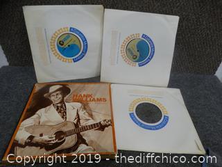 Hank Williams Records