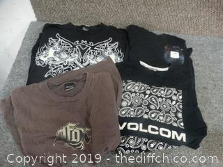 Boys T-shirts L & M