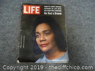 September 12 1969 Life Magazine