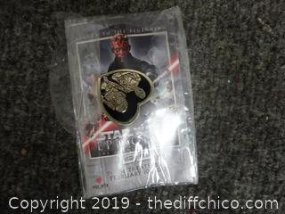Star Wars Pin