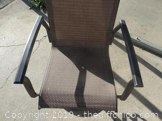 Swivel Patio Chair
