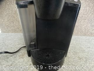 Working  Keurig Coffee Maker