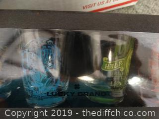 New Shot Glass Set