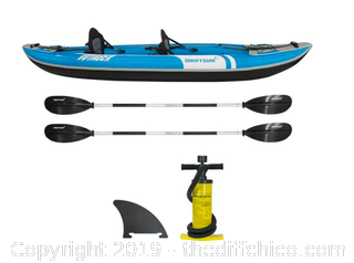 Driftsun Voyager 2 Person Inflatable Kayak (J1)