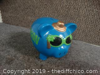 Vacation Fund Penny Bank