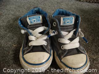 Toddlers Converse Size 6