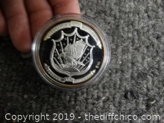 King Of Siam Replica Coins W/COA