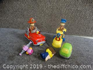 Curious George Toys
