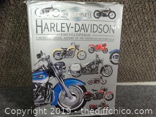 Harley Davidson Encyclopedia & More