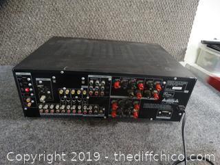 Sony Digital Audio Video Control Center wks