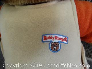 The Original Teddy Ruxpin Bear