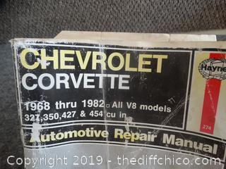 Corvette Manual