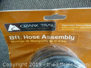 Ozark 8 ft Hose Assembly