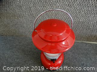 Battery Operated Lantern wks
