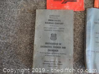Union Pacific Railroad Company stuff