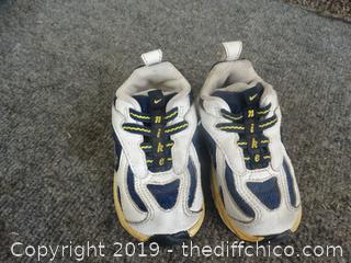 Toddlers Nike Shoes 5c