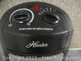 Hunter Working Heater