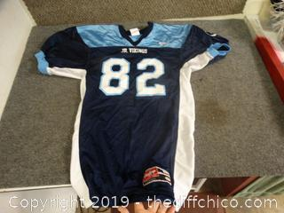JR Vikings Jersey