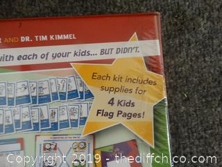 Kids Flag Page NIB