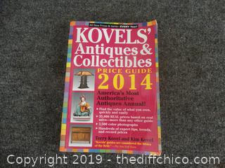 Kovels Antiques, Collectibles Book
