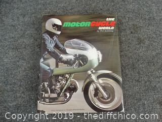 Motor Cycle book
