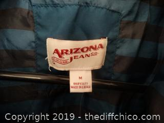 Arizona Jeans Coat NWT MED