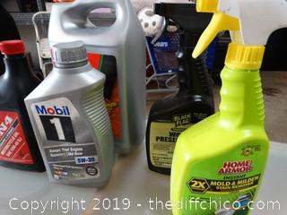 New & Used Car Fluids