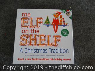 New Elf On The Shelf