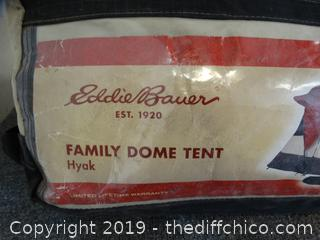 Eddie Bauer Family Dome Tent