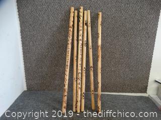 Filipino Martial Arts Sticks