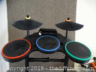 Wii  Drums
