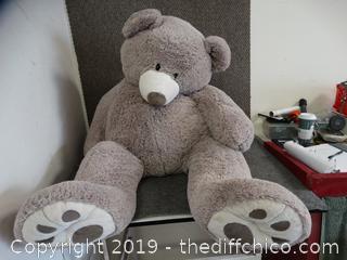 Giant Teddy Bear (Costco)