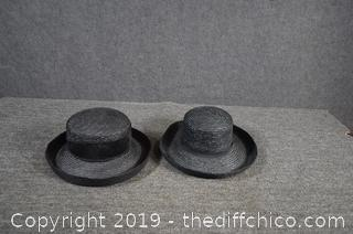 Lot of 2 Hats